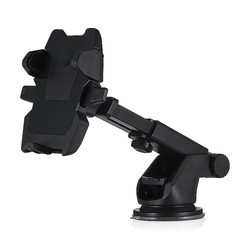 360 Degree Car Windscreen Dashboard Sucker Holder Mount For GPS PDA Mobile Phone - Black