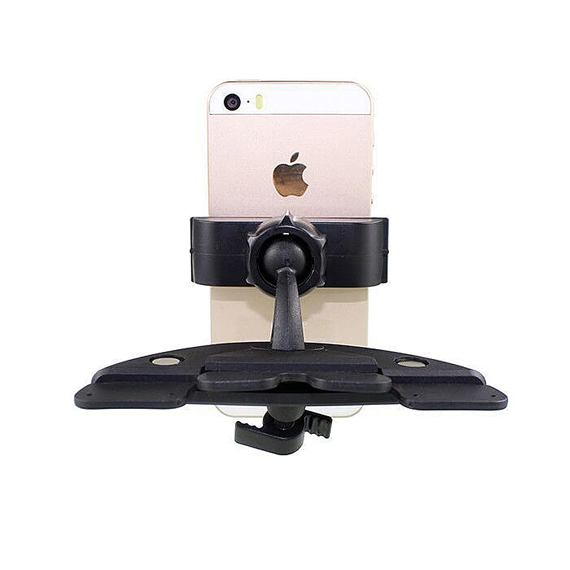 Universal Car CD Slot Phone Mount Stand Holder Cradle for iPhone Android Mobiles