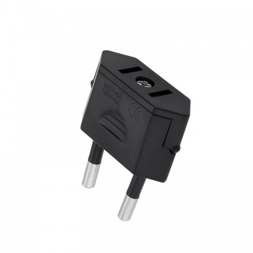 US to EU AC Universal Adapter Power Plug Travel Wall Converter Cord Euro