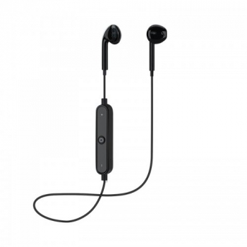 Sports Headphones Bluetooth 4.1 Earbuds with Mic Sport Stereo Headset Earphones - Black