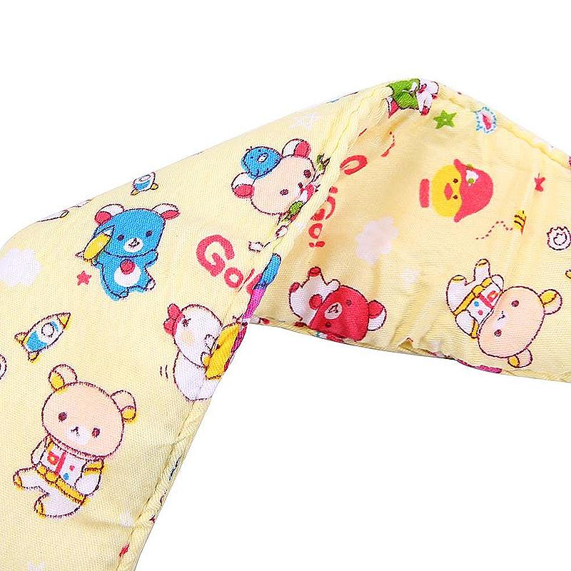 Car Seat Sleeping Head Support Baby Kids Relief Head Belt Neck - Bear