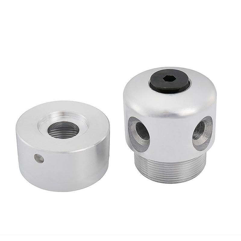 Aluminium Line Head Alu Double Trimmer Head Bobbin Set for Gasoline Brushcutter