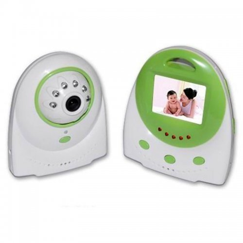 Digital Security Baby Videos Monitor Camera with Night Vision Temperature 2 Way Talk