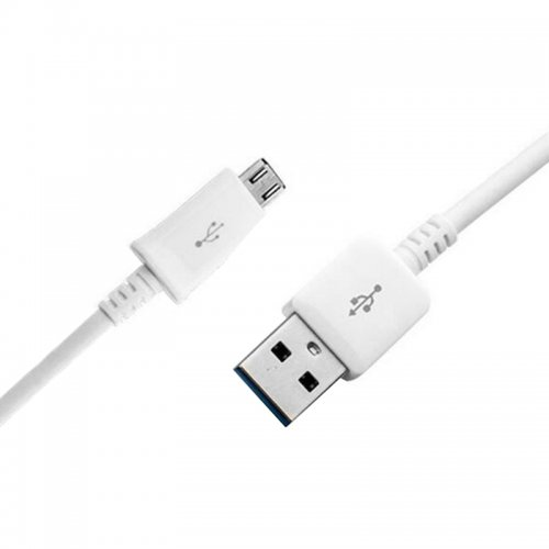 2M Micro USB Charging Data Cable Android Smartphones Charger for Huawei Samsung Galaxy S4 - White