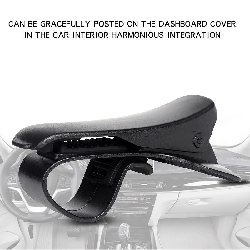 Car Dashboard NonSlip 360 Degree Rotation Mobile Phone Mount Holder for GPS PDA