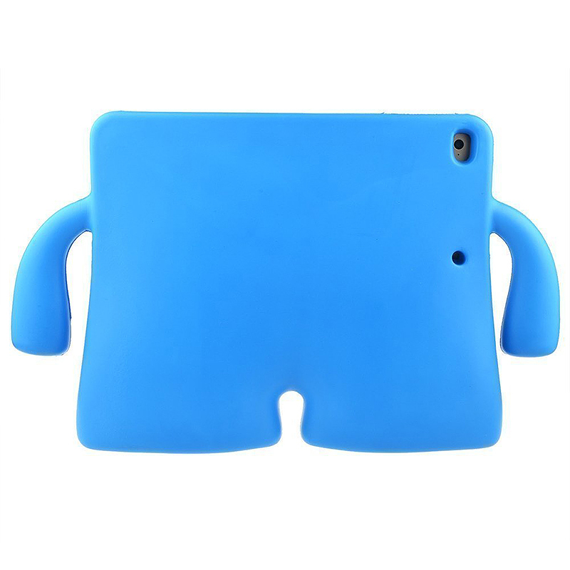 Kids Toddler Universal Shockproof EVA Foam Stand Tablet Case for iPad Mini 1/2/3/4 - Blue