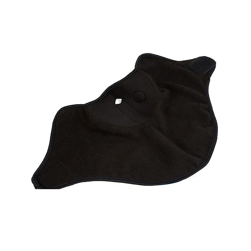 Outdoor Bike Motorcycle Mask Sports Windproof Dustproof Warmer Face Neck Cover Mask - Black