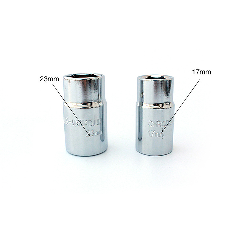 Car Wheel Master Wrench Telescopic Extendable Socket Nut for 17-19/21-31mm Tyre