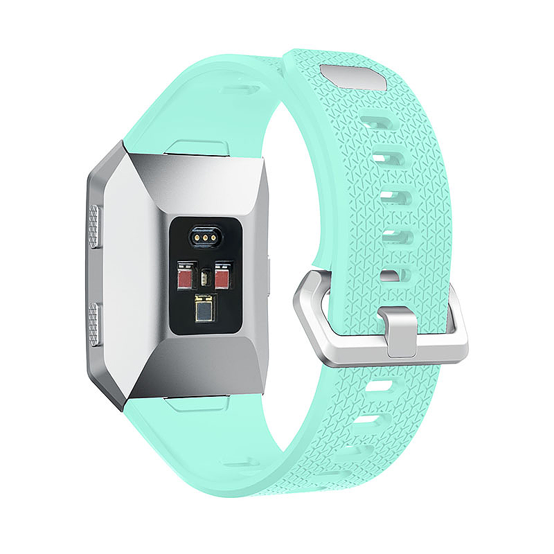 Fitbit 2 Replacement Silicone Wristband Sport Strap Watch Band Bracelet - Green
