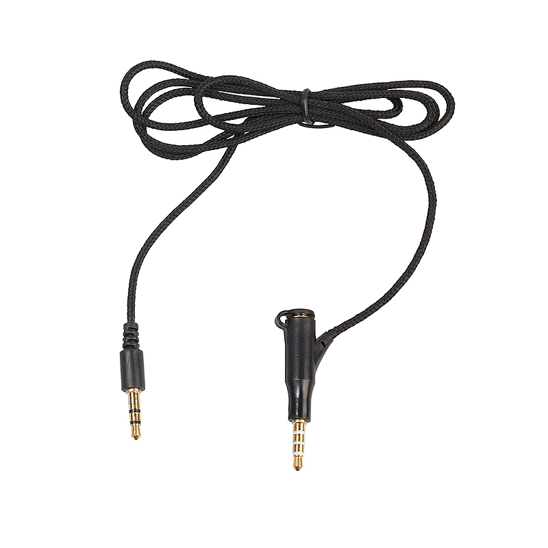 1M 3.5mm Jack Aux Cable Male to Female + Male to Male Extension Stereo Audio Cable