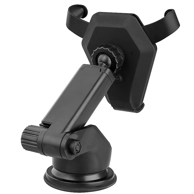 Wireless Car Mount Air Vent Phone Holder Standard Charger for iPhone 8/X Samsung S8 - N5-3