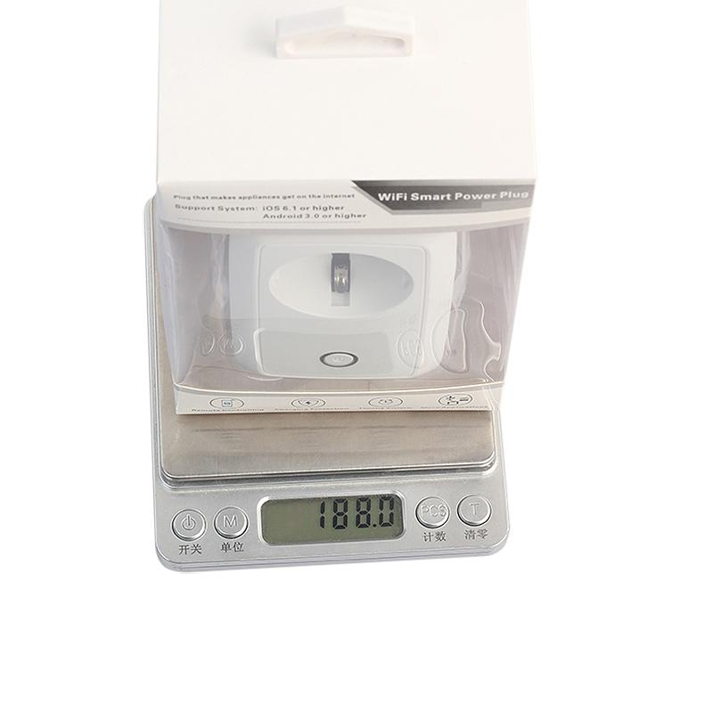 Smart WiFi APP Control Timer Socket Switch Home Auto UP EU Plug