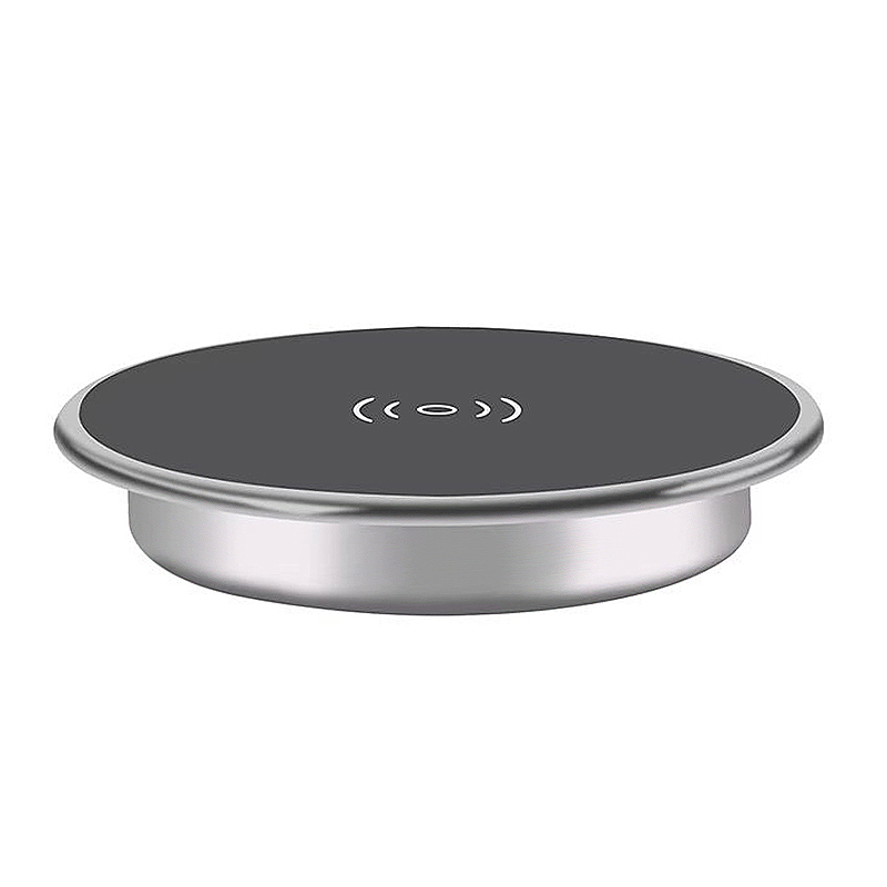 T7 Wireless Embedded Furniture Surface Desktop Standard Charger Charging Pad
