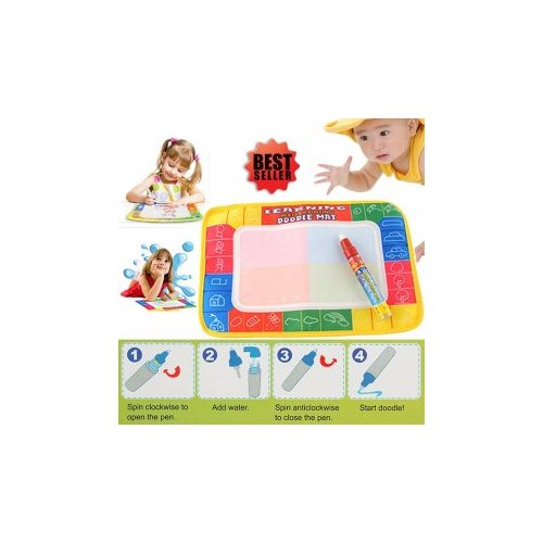 Magic Water Drawing Painting Writing Mat Board DoodleToys