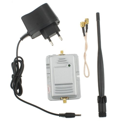 2000mW 802.11b/g WiFi Signal Booster WiFi Amplifier