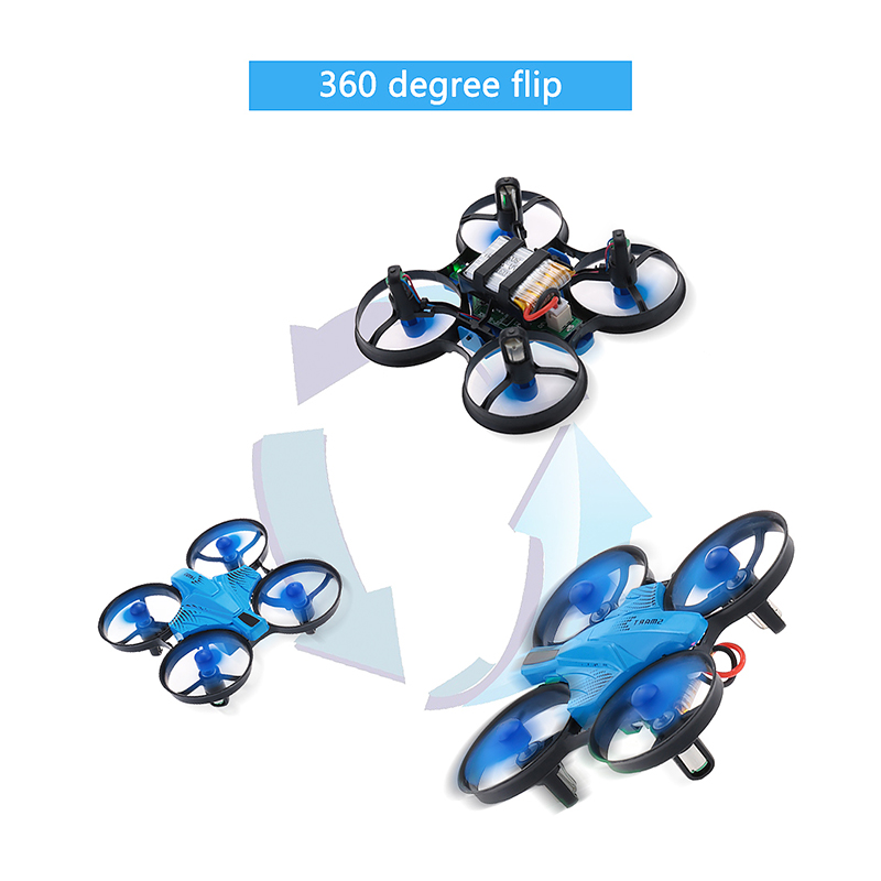 S56 Mini Drone 360 Degree RC Remote Control One Key Return Quadcopter Helicopter Kids Children Toys