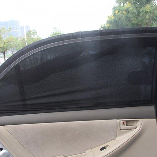 Anti-UV Car Side Window Sun Shade Visor Sun Block Cover 126x52CM