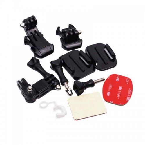 Grab Bag of Mounts Mount Kit for GoPro Hero 3+/3/2/1