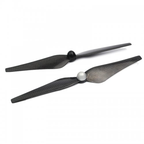 Two Pairs DJ Phantom 2 Self-locking Carbon Fiber Propeller 9443