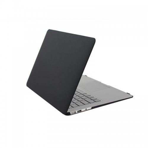 "Frost Laptop Protective Case Cover for Apple MacBook Air 13.3"" -Black"
