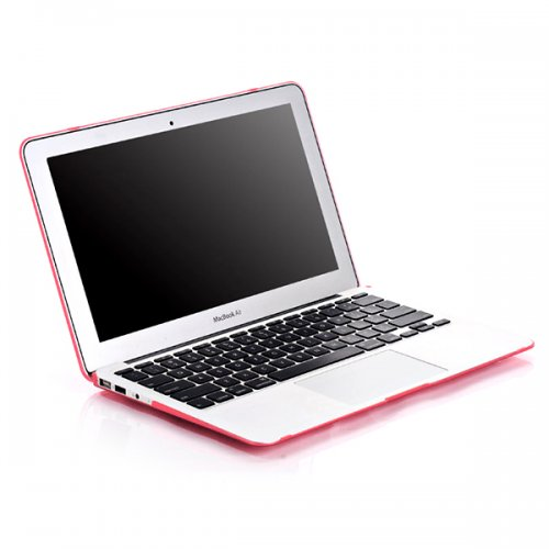 "Frost Laptop Protective Case Cover for Apple MacBook Air 13.3"" -Pink"