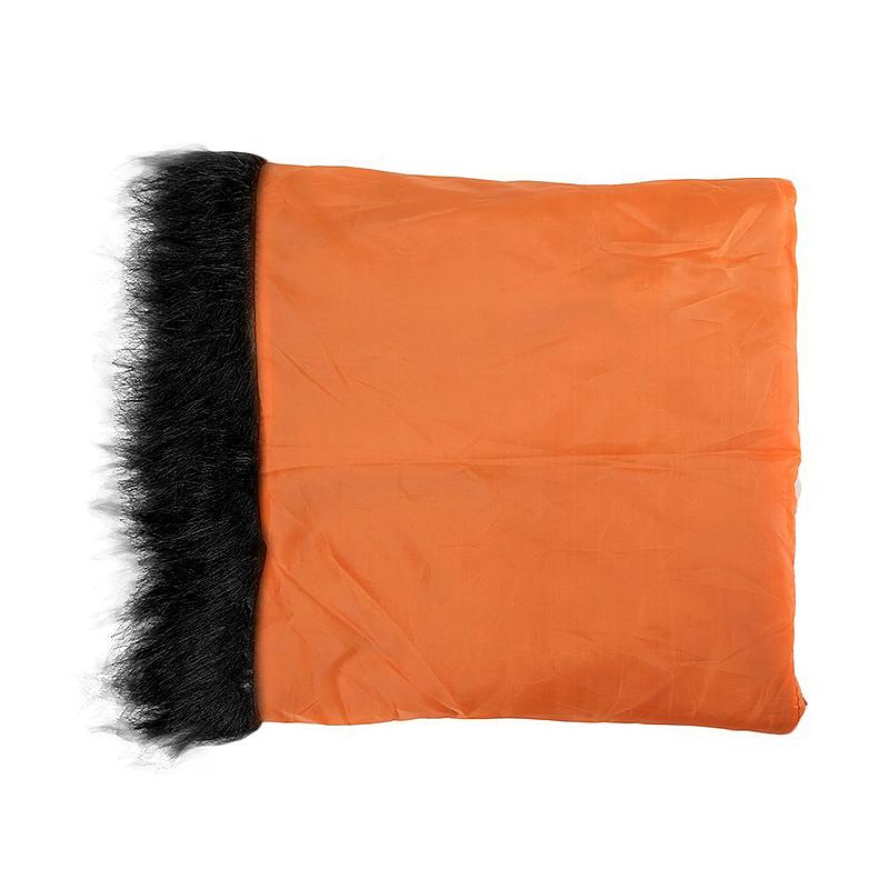 Dog Lion Mane Wig Pet Christmas Halloween Festival Fancy Dress Up Costume with Ears - Black