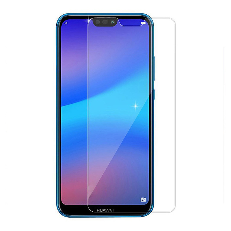Ultra Thin 9H HD Tempered Glass Screen Protector for Huawei P20 Lite