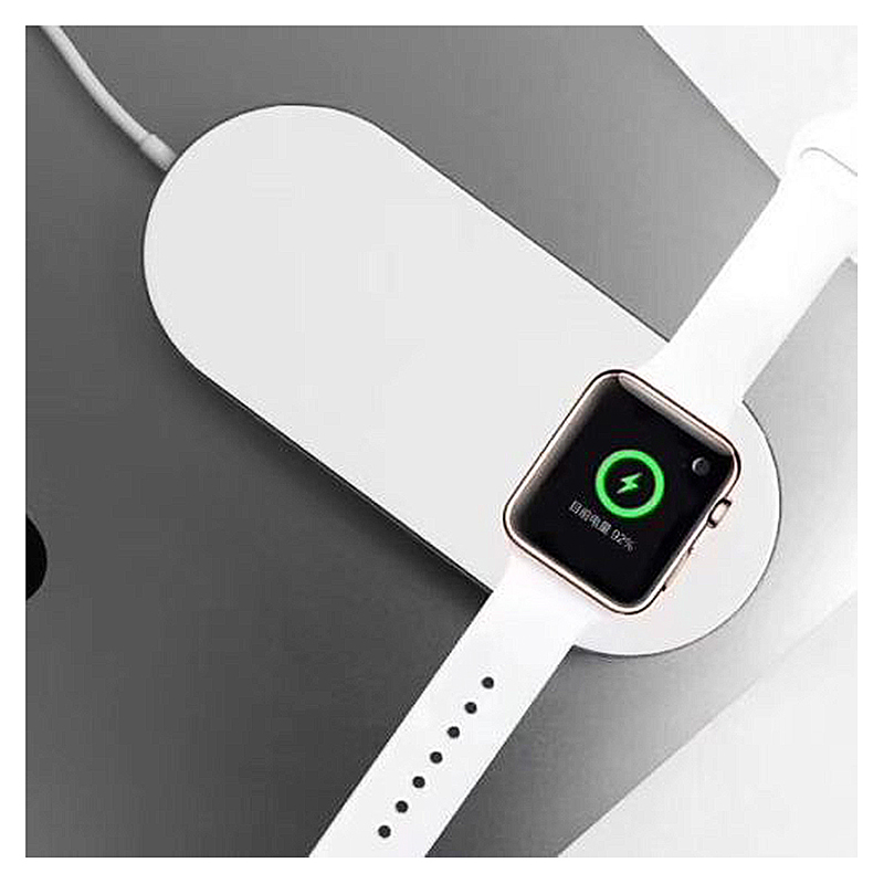 AirPower Qi Wireless Charger 3in1 Charging Dock Pad for iPhones iWatch