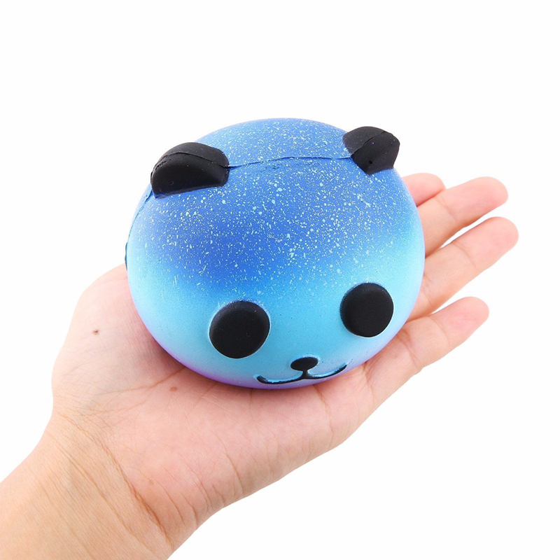 Jumbo Slow Rising Squishy Squeeze Toy Stress Reliever Gift - Panda