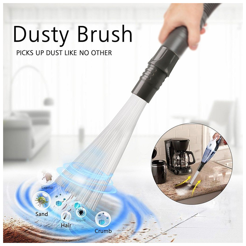 Dust Daddy Hirundo Dirt Remover Cleaning Tube Universal Vacuum Attachment Cleaner