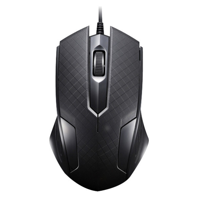 1200 DPI Gaming Mouse Wired USB Optical Mouse for Laptop PC