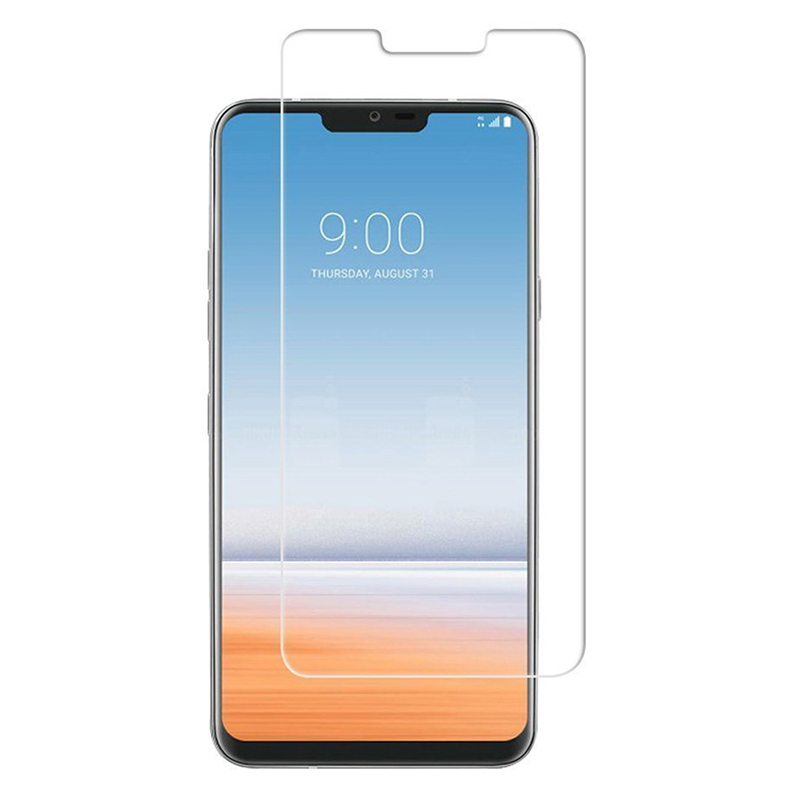 Ultra Thin HD Clear 9H Hardness Anti-Scratch Shockproof Tempered Glass Screen Protector for LG G7