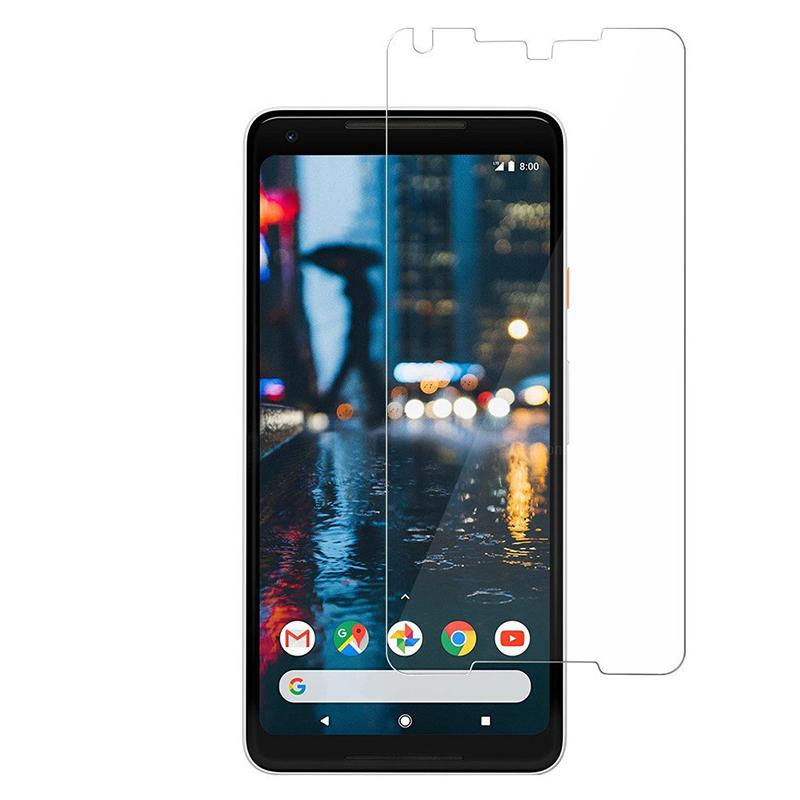 Google Pixel 2 XL Tempered Glass Screen Protector Phone Gorilla Guard