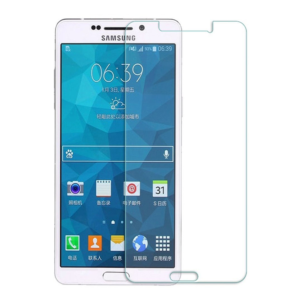 Ultra-thin 9H Hardness Anti-scratch Tempered Glass Screen Protector for Samsung Galaxy A5 2016/A510