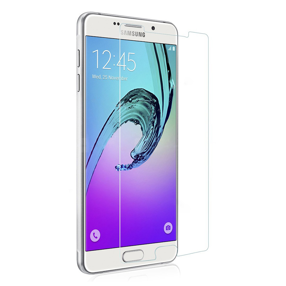 Ultra HD Thin 9H Hardness Anti Scratch Tempered Glass Screen Protector for Samsung Galaxy A7 2016/A710