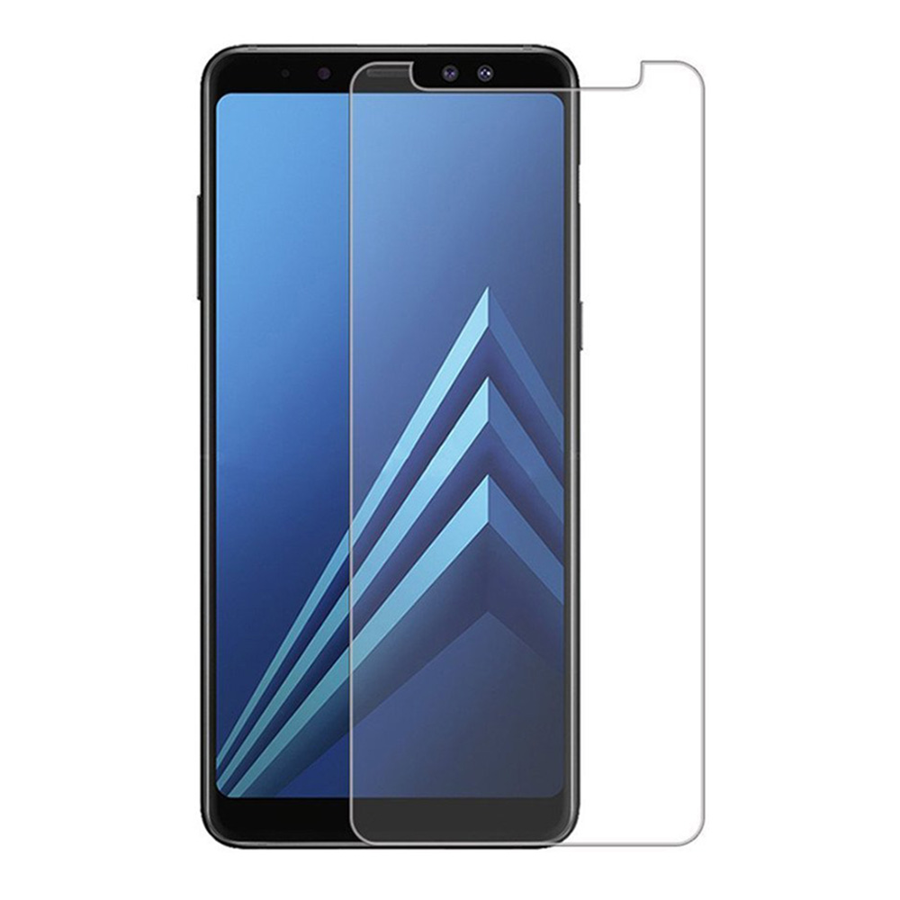 Premium 9H Hardness Anti Scratch Protective Screen Tempered Glass Film for Samsung Galaxy A7 2018/A730