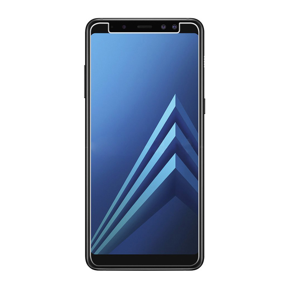 Premium 9H Tempered Glass Film Case Friendly Screen Protector for Samsung Galaxy A8 2018/A830