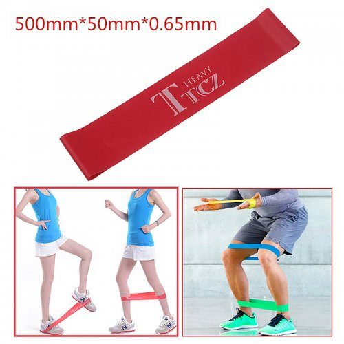 Loyal 2018 New Arrival Unisex Resistance Bands Leg Training 6 Colours Strength Specifications Arm Resistant Bands Fitness Rubber Bands Sports & Entertainment