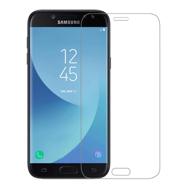 Full Coverage 9H Hardness Tempered Glass Screen Protector Film for Samsung Galaxy J5 2017