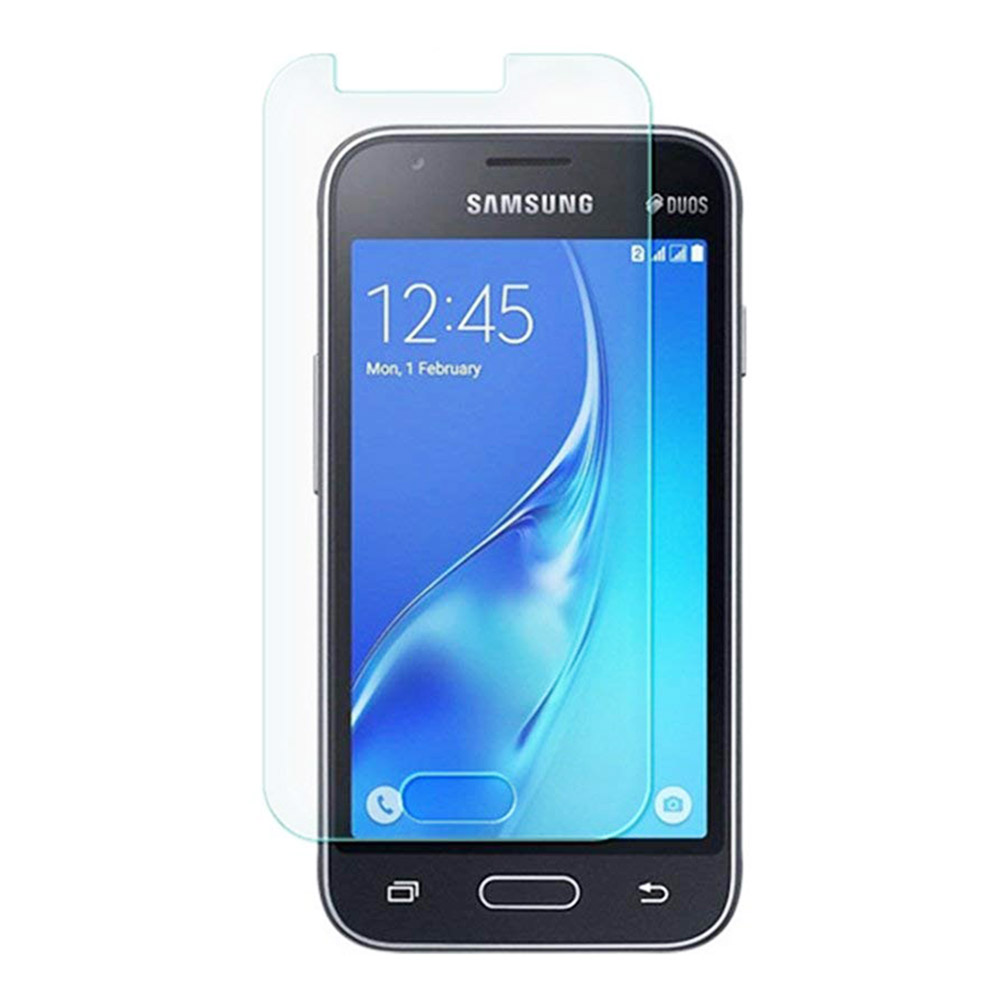 9H Super HD 2.5D Curved Tempered Glass Screen Protector for Samsung Galaxy J1 mini prime J106F V2