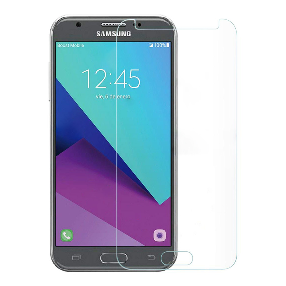 Anti-Scratch Ultra Thin Clear 9H Tempered Glass Screen Protector Film for Samsung Galaxy J7 2017/J720