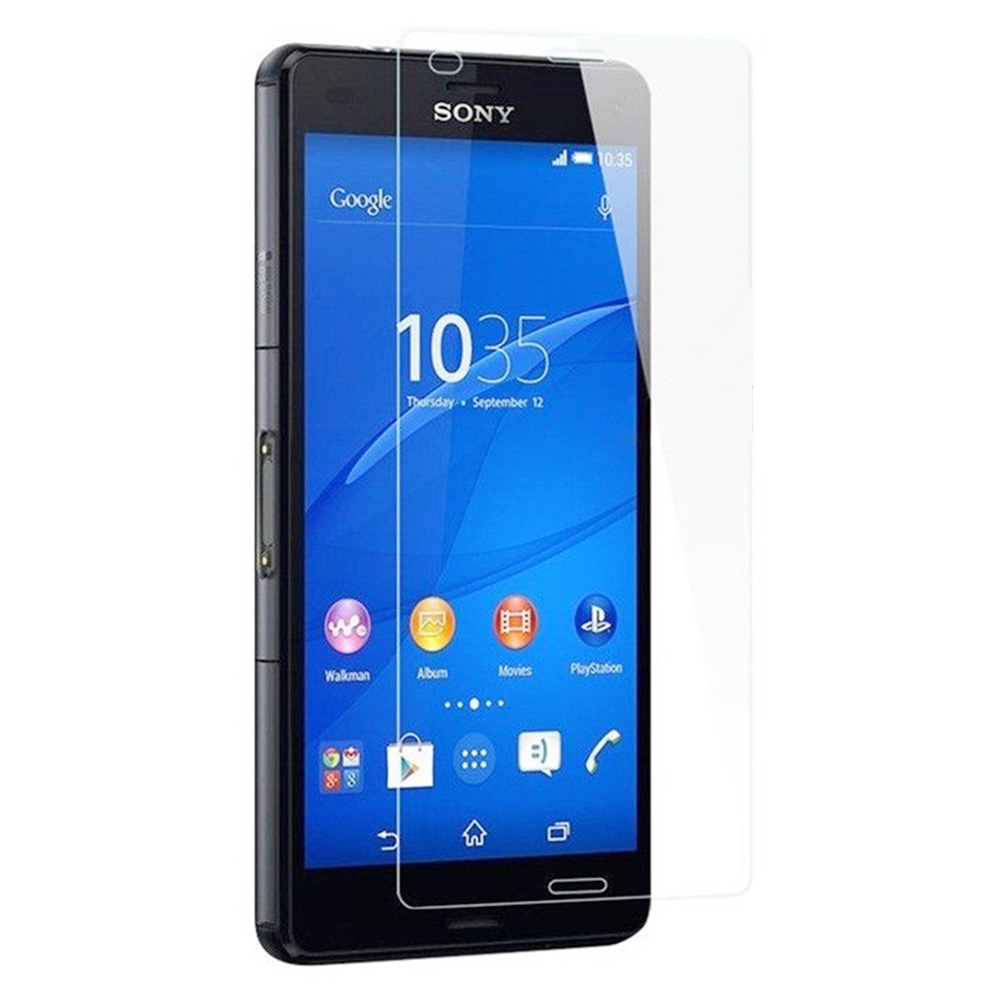 HD Clear Scratch Resistant Tempered Glass Screen Protector for Xperia X Compact