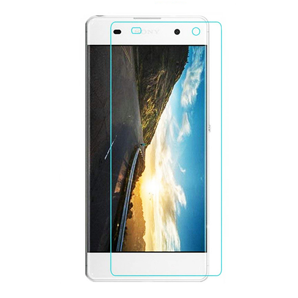 3D Ultra Clear Full Coverage Anti-Scratch Tempered Glass Screen Protector for Sony Xperia XA