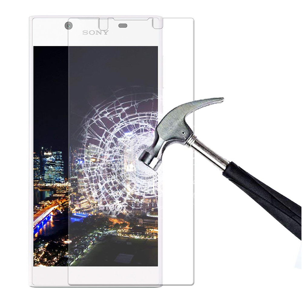 Ultra-Thin HD Clear Screen Protector Tempered Glass Film for Sony Xperia L1