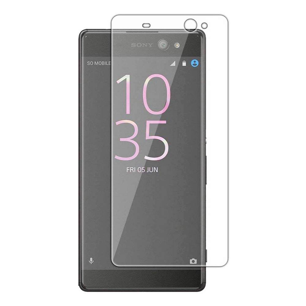 Full Coverage Anti-Scratch Screen Tempered Glass Screen Protector for Sony Xperia XA Ultra