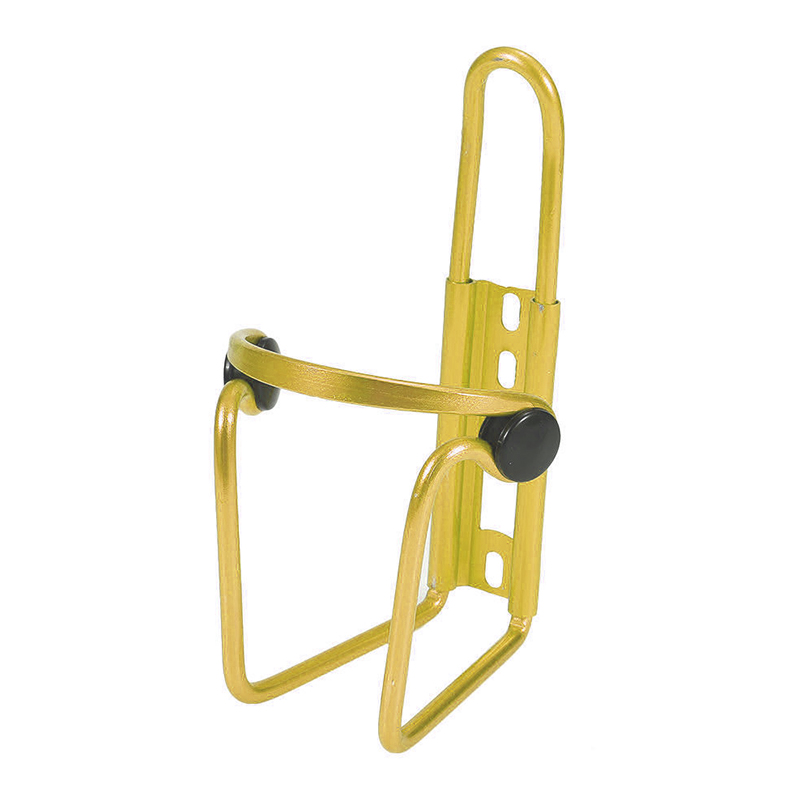 Bicycle Cycling Water Bottle Cage Drink Holder Carrier Rack Bracket - Golden