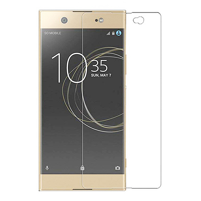 0.3mm Thin 2.5D Edge 9H Hardness Tempered Glass Screen Protector for Sony Xperia XA1 Ultra