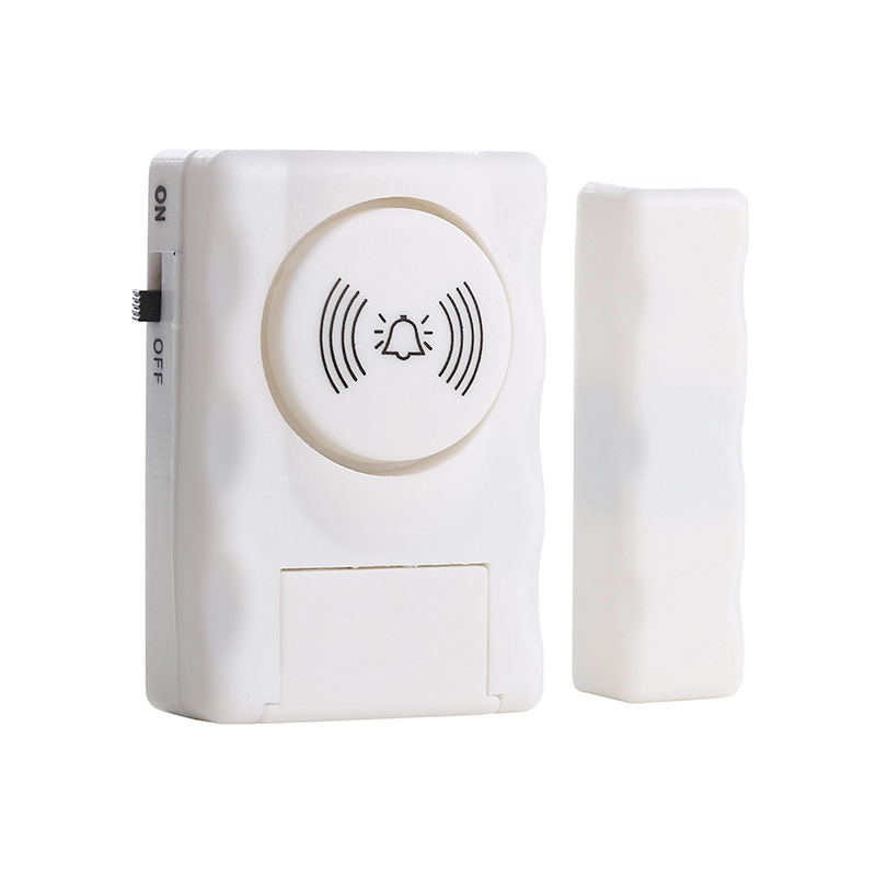 MC06-1 Wireless Home Security Door Window Alarm Magnetic Sensor Detector Warning System