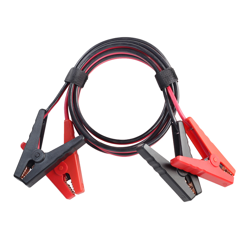 2.5M 1000AMP Car Emergency Battery Booster Cable Starting Jumper Jumping Wire Cord