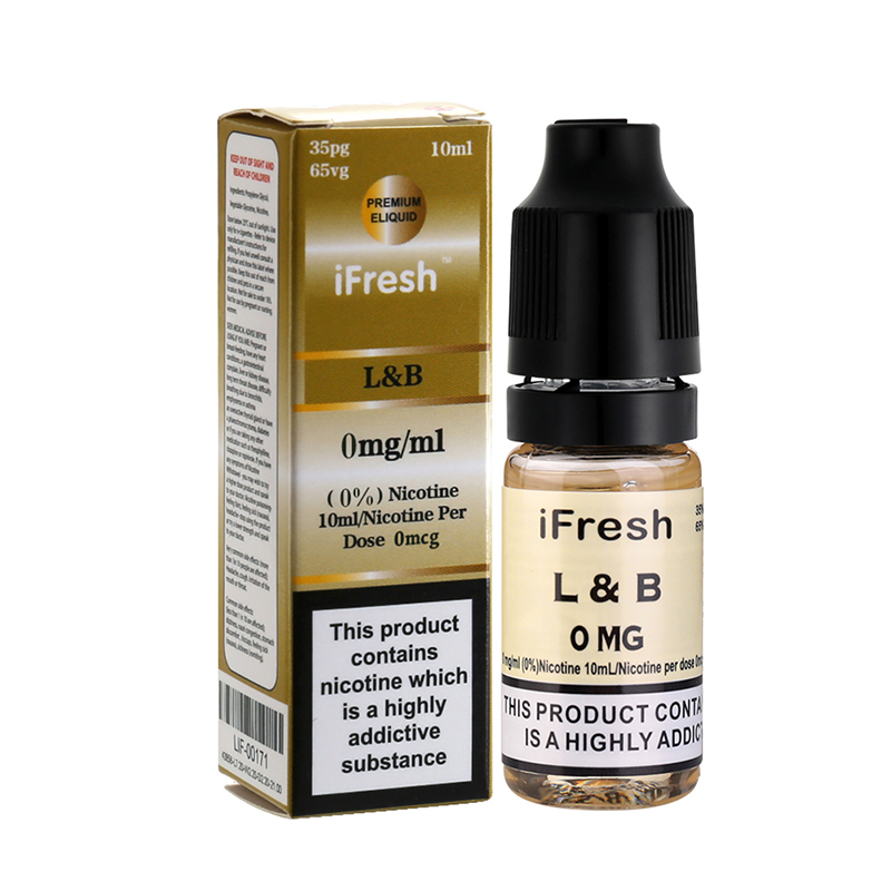 Ifresh Original LB E Liquid-10ml-0mg